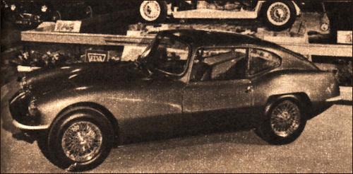 1963 Elva t-type