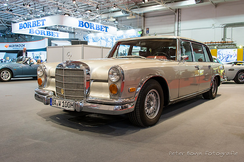 1963 Mercedes 600 SWB - 1963-1981