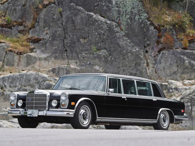 1963 Mercedes-Benz 600 (1963-1981)