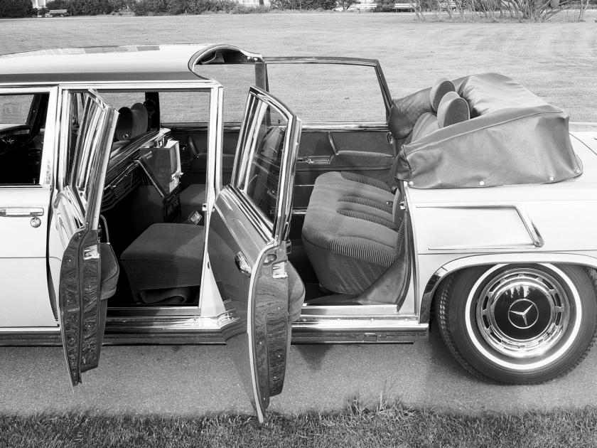 1963 Mercedes Benz 600 Pullm