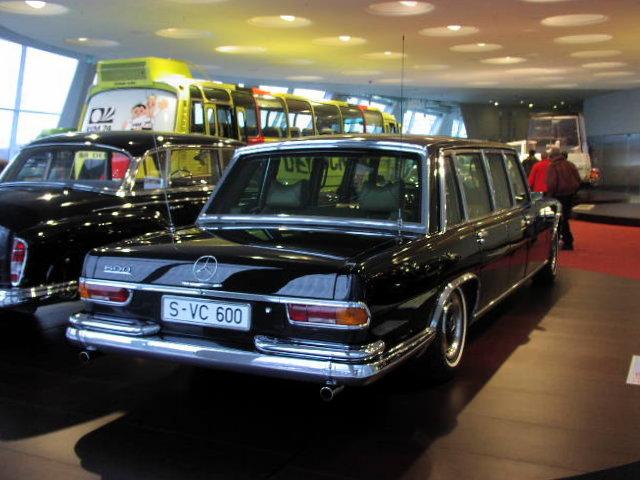 1963 Mercedes Benz 600 Pullman (2)