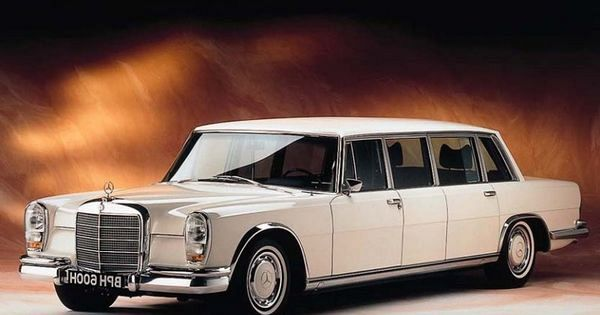 1963 Mercedes Benz 600 Pullman