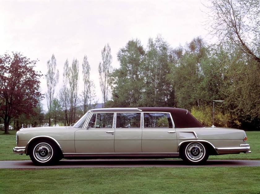 1963 Mercedes Benz 600 Special