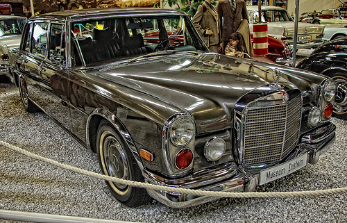 1963 Mercedes-Benz 600 W100 zv