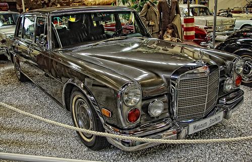 1963 Mercedes-Benz 600 W100 zv
