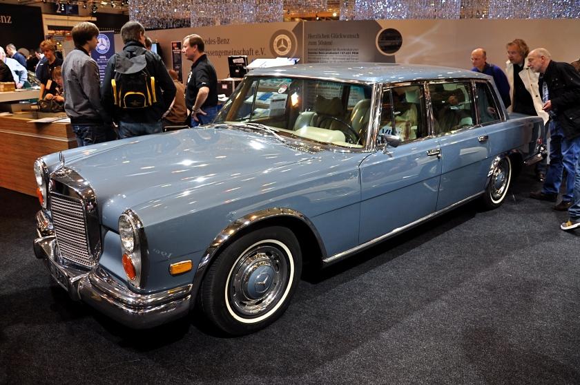 1963 Mercedes-Benz W100