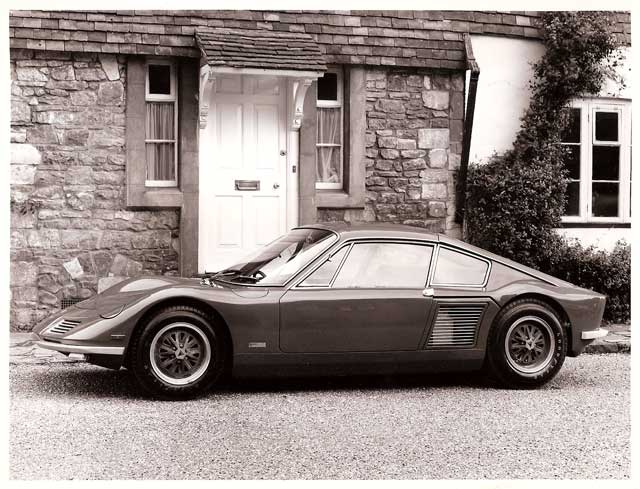 1964 elva bmw 160