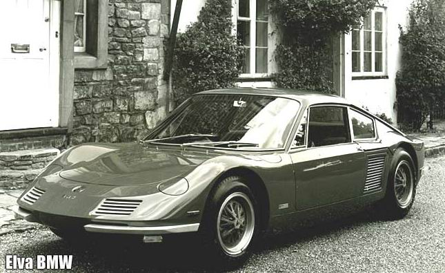 1964 Elva bmw a