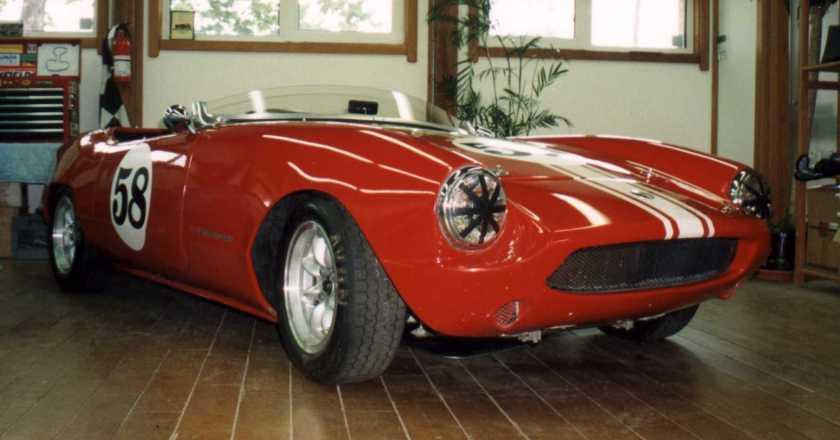 1964 Elva Cars Courier Mk 4-T