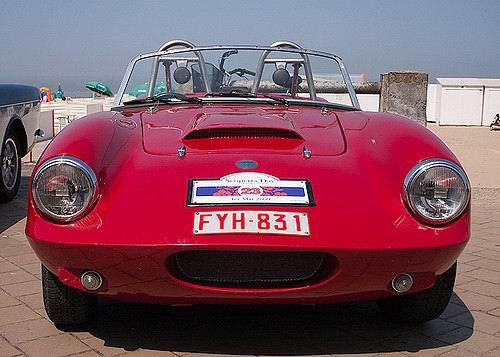 1964 Elva Courier Coupe Cabrio a