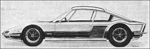 1964 Elva gt