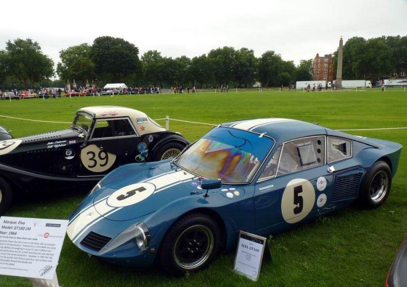 1964 Elva GT160 LM