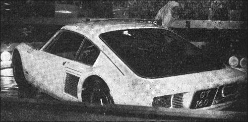 1964 Elva gt160 london