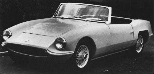 1964 Elva mk4