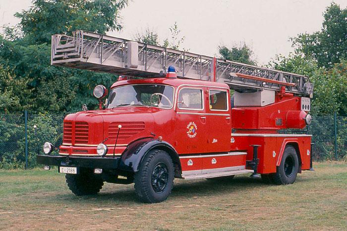 1964 Krupp 801-dl-02-er
