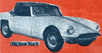 1965 Elva courier mark IV ad