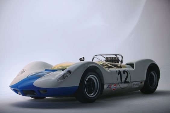 1965 McLaren Elva M1A Sports Racing Car