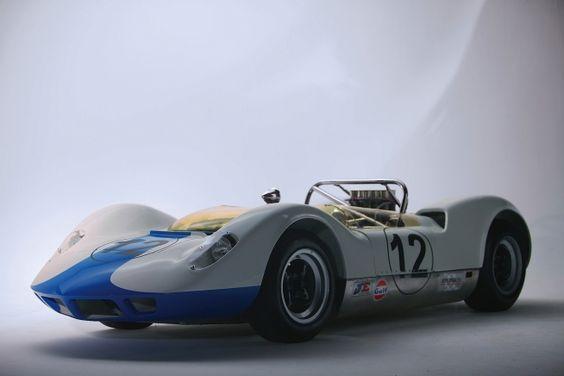 1965 McLaren Elva M1A Sports Racing Car