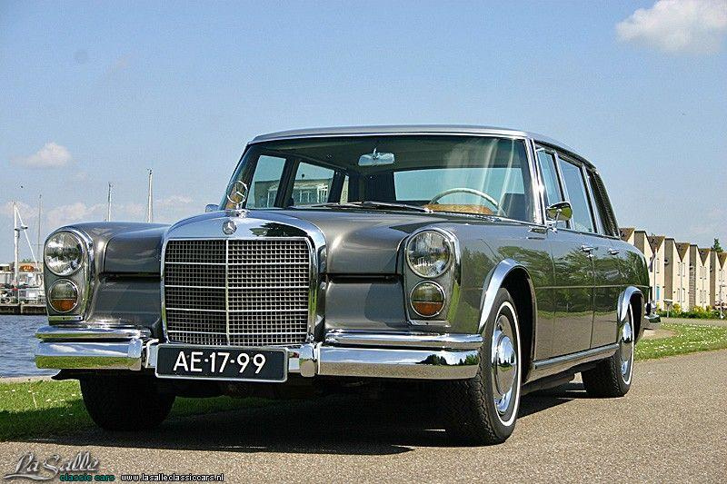 1965 Mercedes Benz 600 AE-17-99
