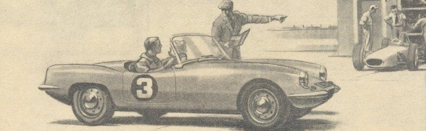 1966 Elva Courier - A British Sports Car Blog
