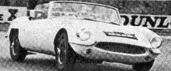 1966 Elva courier mk IV s typ t