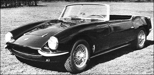 1967 Elva t-type