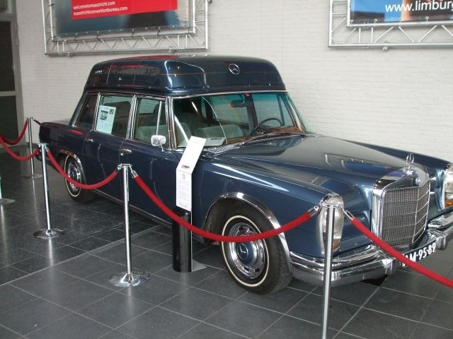 1967 Mercedes Benz 600 Hochdach AM-95-89
