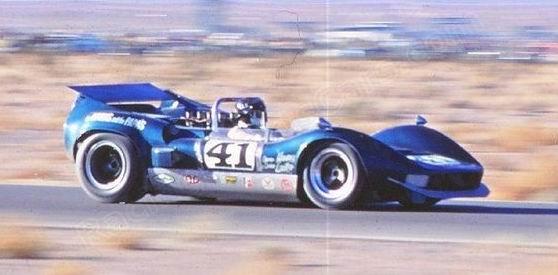1968 McLaren Elva Mark III Can-Am Las Vegas 1968