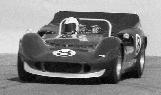 1969 McLaren Elva Mark III Can-Am Michigan