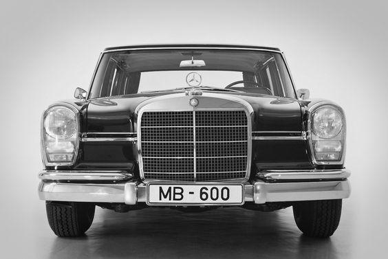 1969 Mercedes Benz 600 Sedan