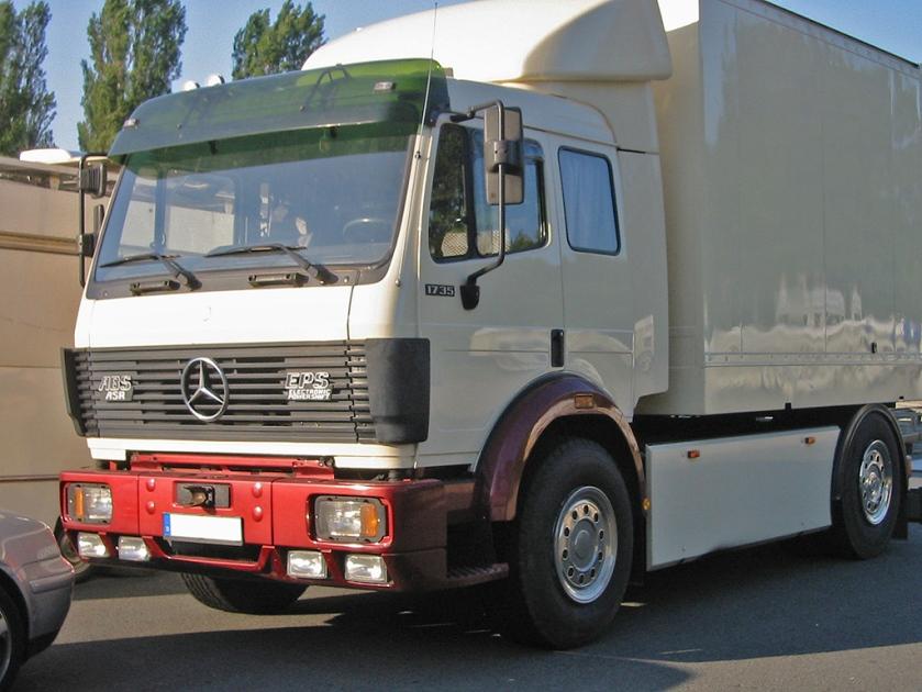 1989-94 Mercedes SK 1 sst 1735 ABS