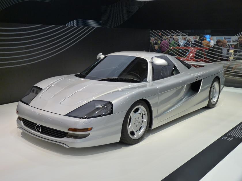 1991 Mercedes Benz C112 concept