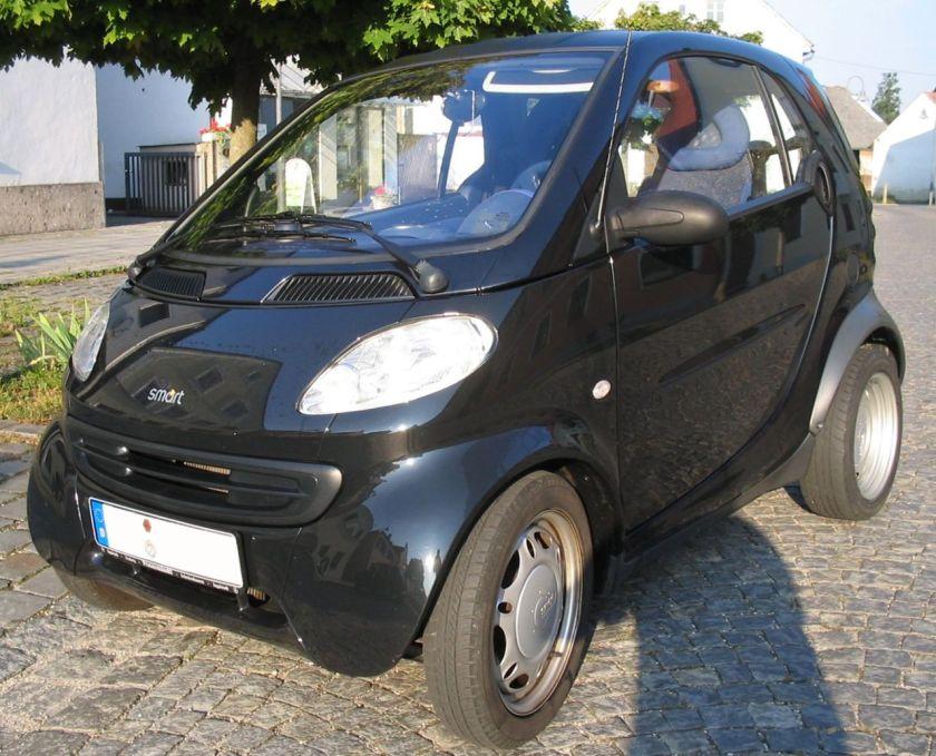 2000 Smart-1st-Generation