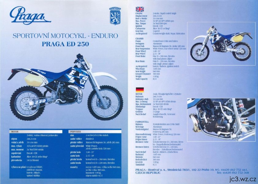 2002 Praga-ED-250-prospekt