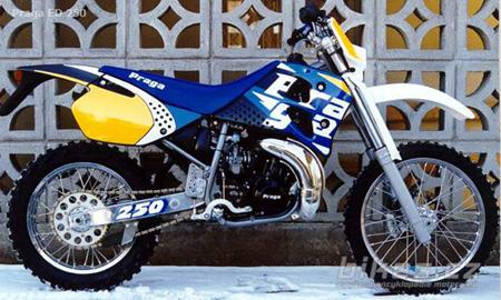 2002 Praga ED 250