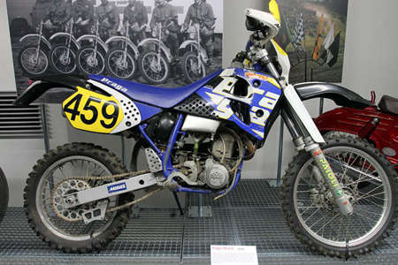 2003 Praga ED 610