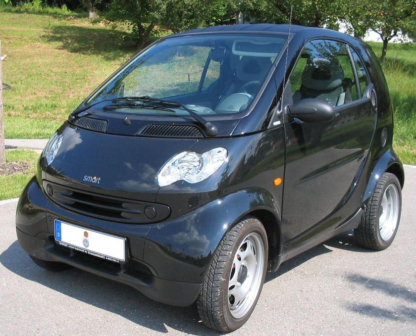 2003 Smart-2nd-Generation