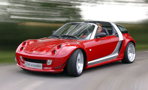 2003 Smart V6 Biturbo