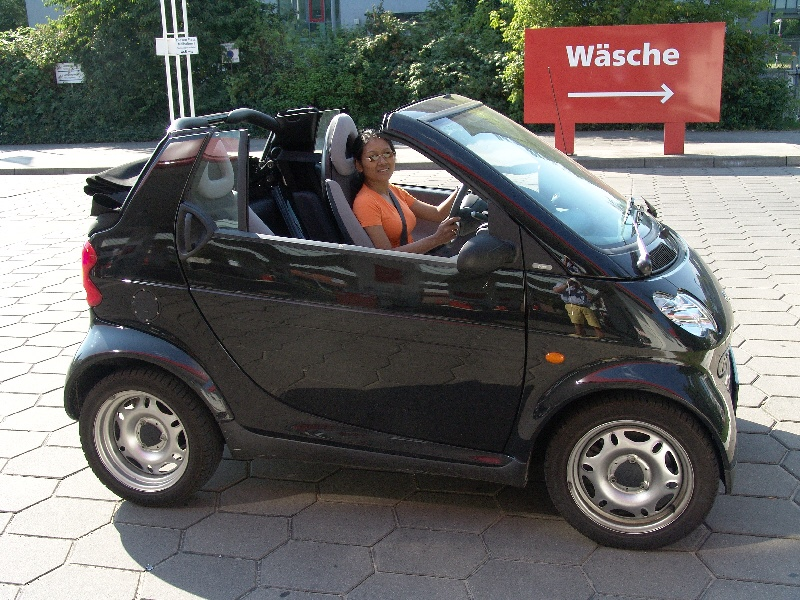 2004 Smart Fortwo cabriolet