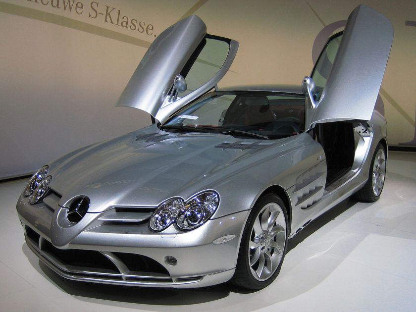 2006 Mercedes Benz SLR McLaren