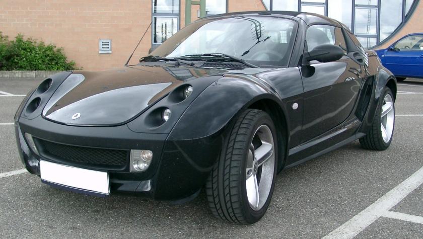 2007 Smart Roadstar