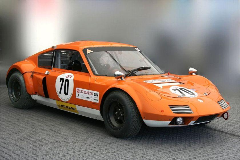 2009 Elva 160 beim Oldtimer-Grand-Prix am Nürburgring