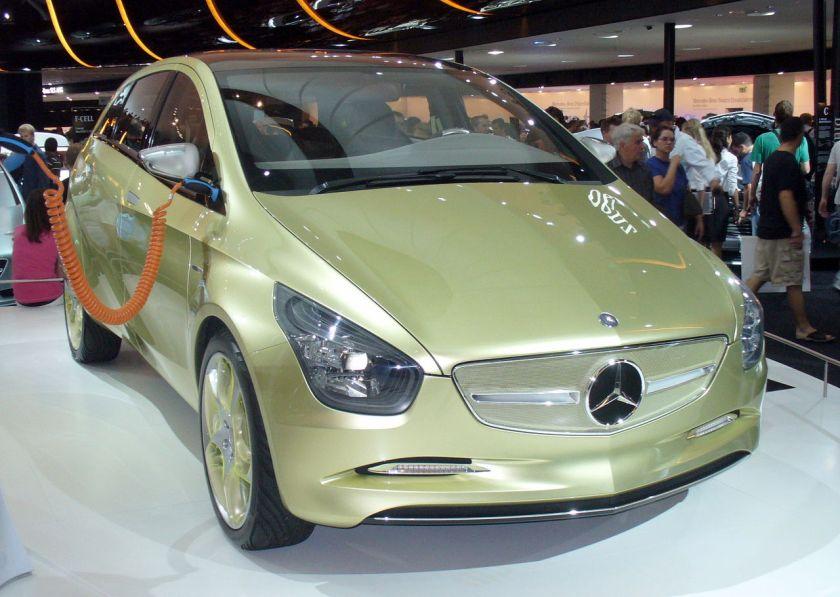 2010-present Mercedes Benz BlueZERO a