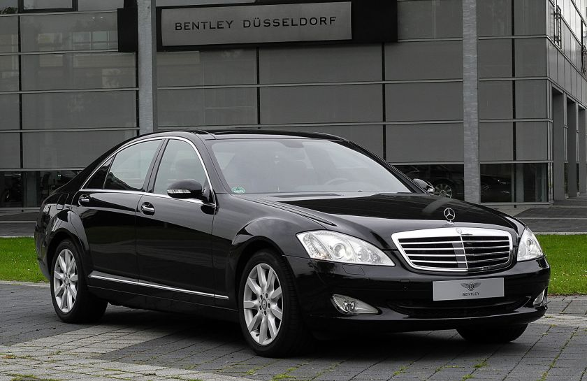 2011 Mercedes Benz S-Class (W221)S 320 CDI 4MATIC L (V 221)