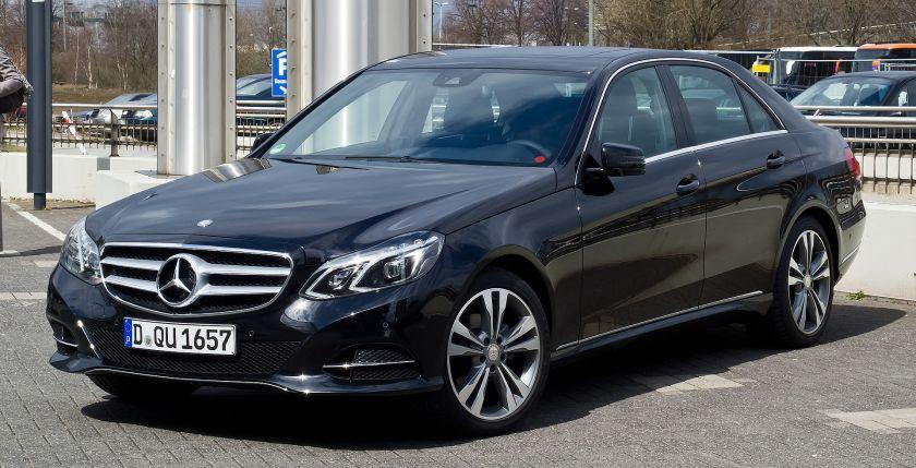 2013 Mercedes Benz E 220 CDI Avantgarde (W 212, Facelift)