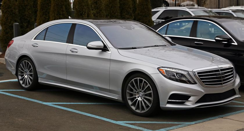 2014 Mercedes Benz S550 W 222 (US) lwb
