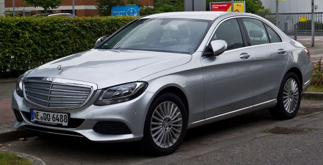 2015 Mercedes Benz C 220 BlueTEC Exclusive (W 205)