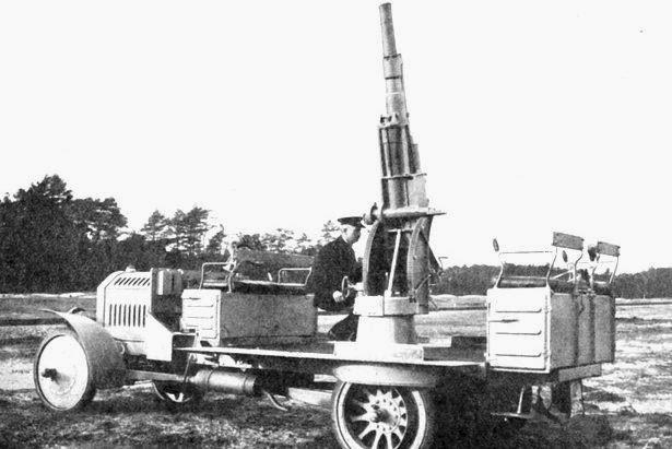 75 mm Krupp SPAAG