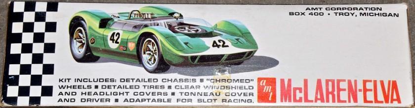 AMT McLaren-Elva #4022-1