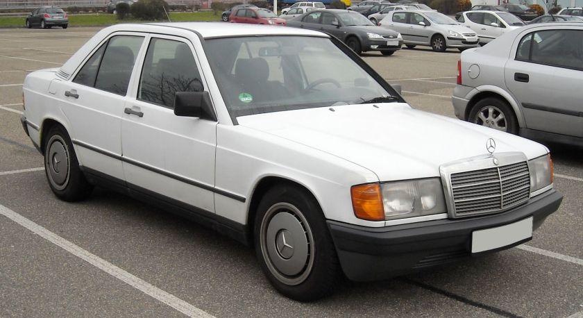 B Mercedes Benz 190E W201